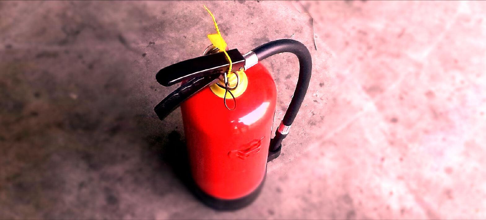 Ausbildung Brandschutz